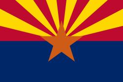 Bandera del estado de Arizona