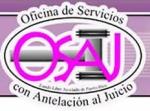 Oficina de Servicios con Antelación al Juicio