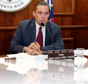 Rep. José Chico Vega