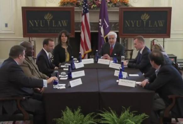 El futuro de los deportes y la ley - vídeo del foro en NYU Law