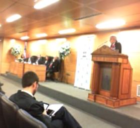 """Seminario Internacional """"Jueces, Fiscales y Defensores v/s Política Criminal"""""""