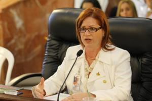 Melissa M. Santana, directora ejecutiva CAM