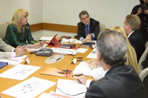 El Juez Presidente, Hon. Federico Hernández Denton, encabezó los trabajos.