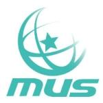 Logotipo del MUS