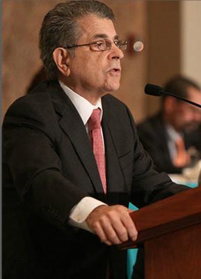 El Juez Presidente del Tribunal Supremo, Hon. Federico Hernández Denton