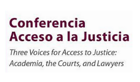 Microjuris transmitirá la Conferencia de Acceso a la Justicia – Three Voices for Access to Justice: Academia, the Courts, and Lawyers