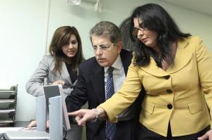 Nuevo sistema de grabación en todas las salas de los Tribunales