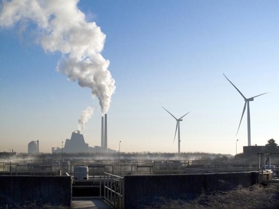 Trasfondo y objetivos: De la energía sucia a la energía limpia