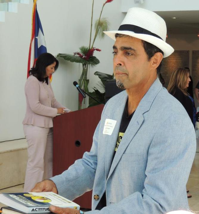 Alberto de Jesús Mercado (Tito Kayak), activista