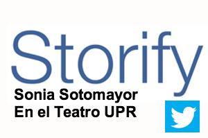 Storify: Sonia Sotomayor en el Teatro de la UPR
