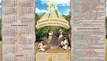 Calendario 2018 Con Feriados Puerto Rico