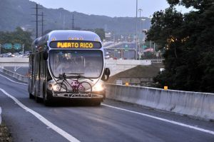 Metro Urbano transita desde hoy por carril exclusivo en PR-22 desde Toa Baja hasta Bayamón