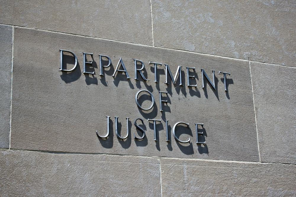 Departamento de Justicia federal