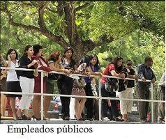 Empleados públicos