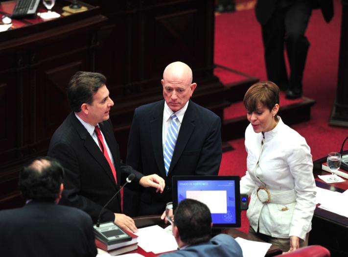 Senado aprueba aumentar porcentaje del IVU que va a Cofina