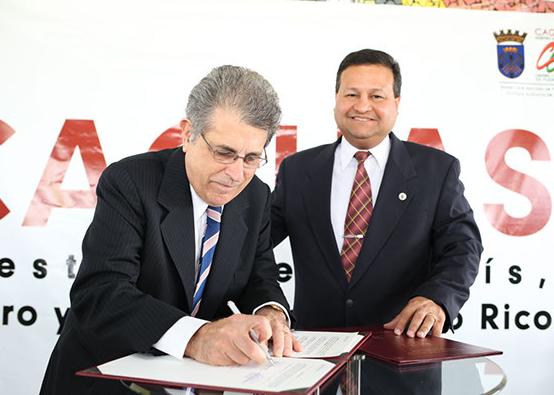 Rama Judicial y Municipio Autónomo de Caguas firman acuerdo de colaboración para promover educación cívica