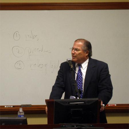 Professor David B. Wexler
