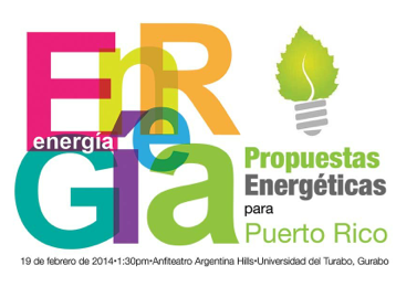 Foro: Propuestas energéticas para Puerto Rico