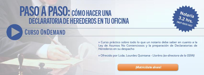 MJ CURSO _ DECLARATORIA DE HEREDEROS_ZONA FB-DROP