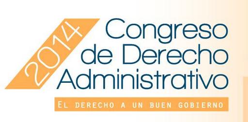 Congreso de Derecho Administrativo 2014