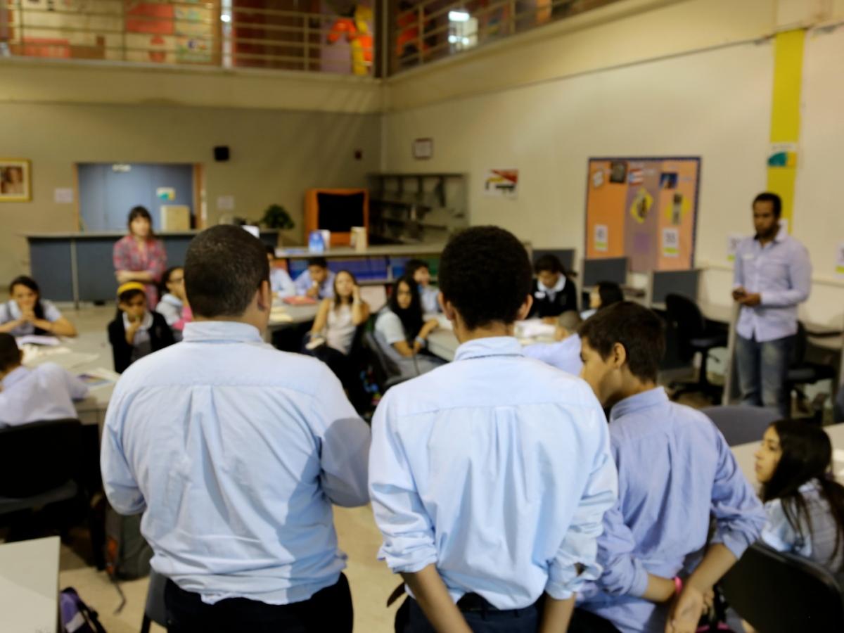 Inter Derecho se une a campaña de derechos civiles en las escuelas