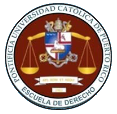Derecho PUCPR