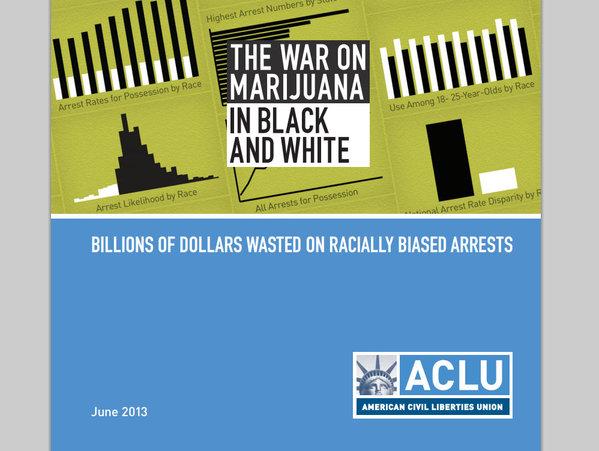 ACLU lanza herramienta a favor de la legalización de la marihuana