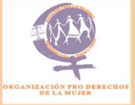 Organización Pro Derechos de la Mujer