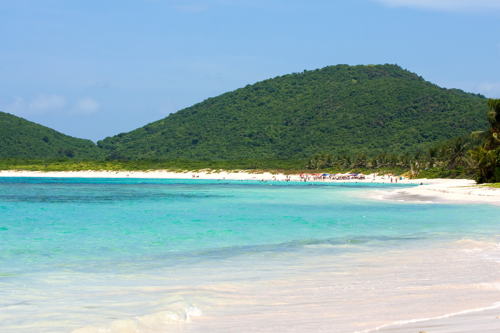 Playa Flamenco, Culebra