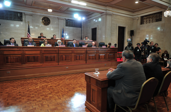 [STORIFY] Vista pública de Maite Oronoz, nominada al Tribunal Supremo