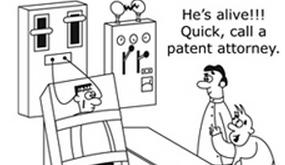 Pareja de abogados crea caricaturas inspiradas en Derecho