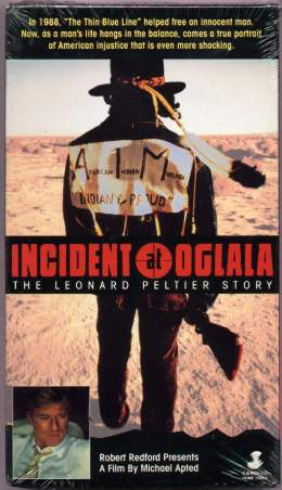 Incident at Oglala (1992)