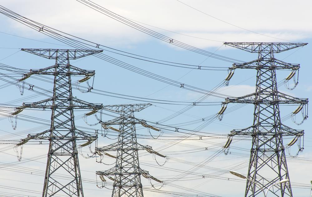 Torres energía electrica