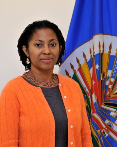 Commissioner Tracy Robinson, Inter-American Commission on Human Rights