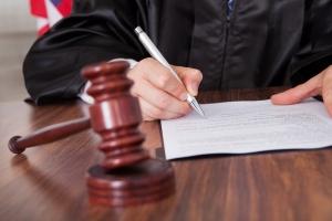 Sentencing judge