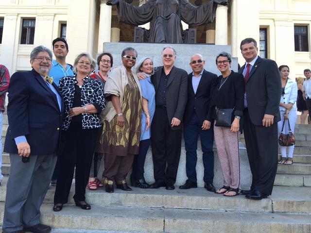 Temas constitucionales que no son menores, INTER-MUJERES en Cuba