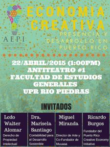 Economía creativa, derecho y propiedad intelectual