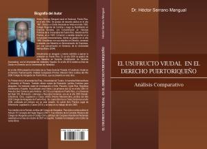 [LIBRO] El usufructo viudal en el derecho puertorriqueño