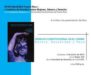 [LIBRO] Derecho constitucional en el Caribe: género, sexualidad y raza
