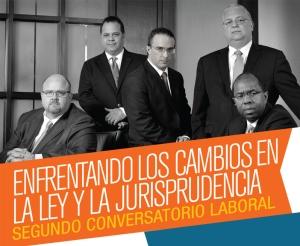 Conversatorio laboral para enfrentar cambios en la ley y jurisprudencia