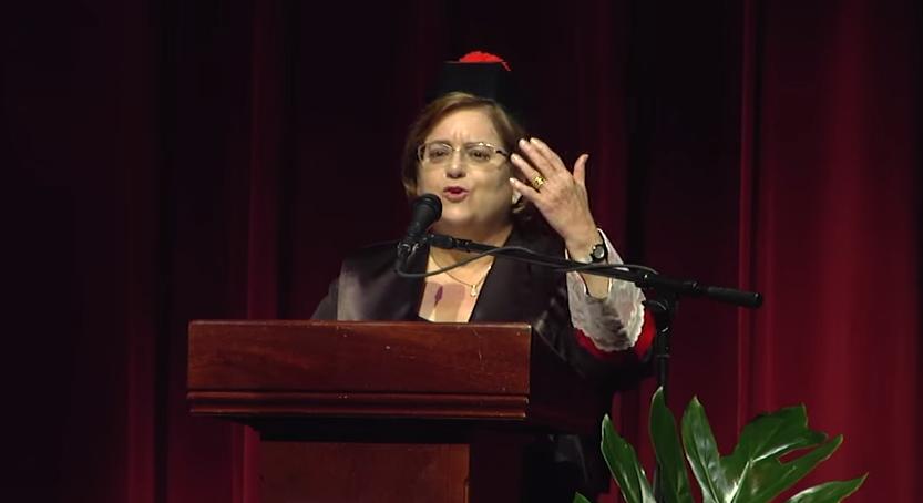 Liana Fiol Matta, graduación de Derecho UPR