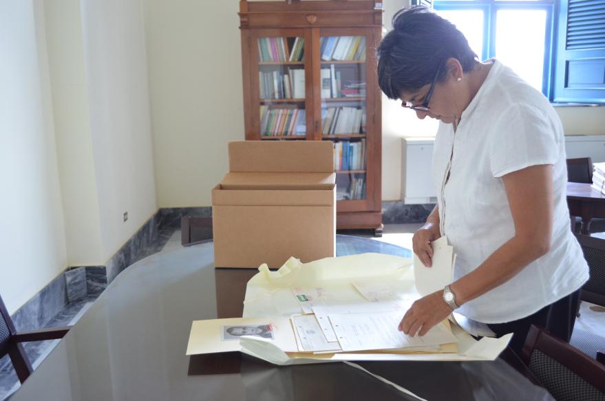 Karin Cardona, directora del Archivo General de Puerto Rico