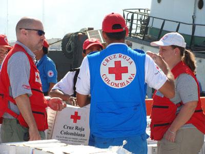 Cruz Roja invita a interesados a participar de curso gratuito en línea de Derecho Humanitario
