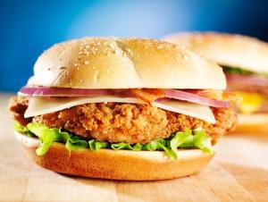 Sándwich de pollo no es una obra sujeta a los derechos de autor