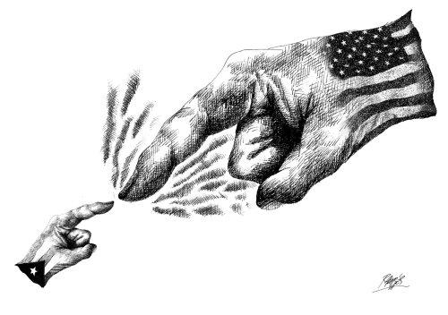 La zapata de la nueva realidad cubana