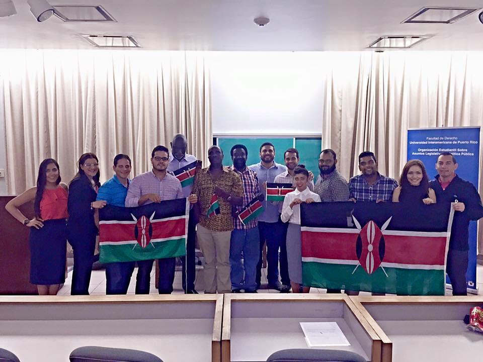 Culmina histórica jornada entre Kenia y Puerto Rico