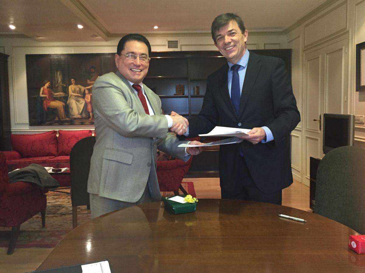 Renovación de convenio entre Inter Derecho y la Universidad Complutense de Madrid