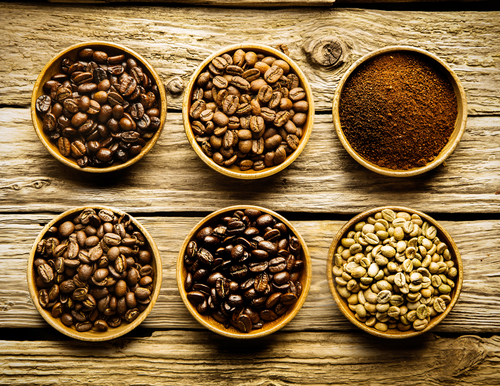 Distintivo de denominación de café 100% de Puerto Rico