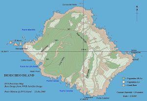 Devolución de la isla de Desecheo al pueblo de Puerto Rico