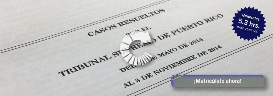 Resumen de jurisprudencia, Término 2013-2015: Procedimiento civil y responsabilidad civil extracontractual